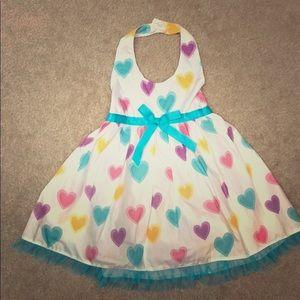Other - Sweetheart Halter Dress
